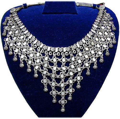 Silber halskette  exclusiver, handgefertigter Silberschmuck